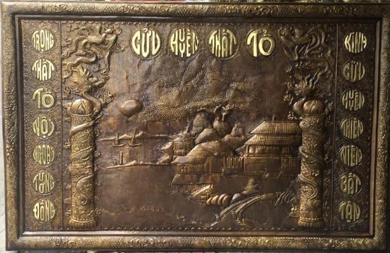 Tư vấn cách chọn tranh treo phòng thờ hợp phong thủy